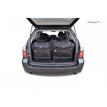 Tailored suitcase kit for Subaru Legacy touring (2003 - 2009)