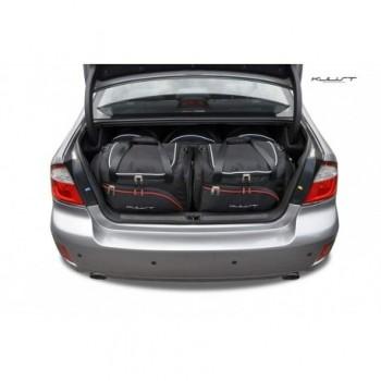 Tailored suitcase kit for Subaru Legacy Sedan (2003 - 2009)