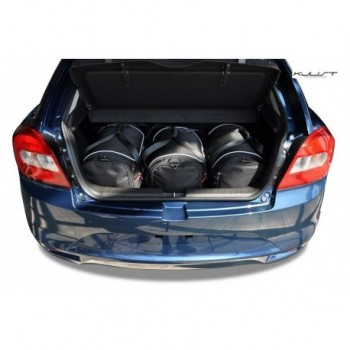 Tailored suitcase kit for Suzuki Baleno (2016 - Current)