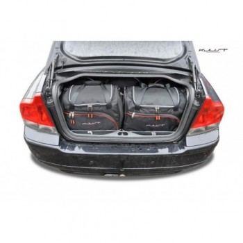 Tailored suitcase kit for Volvo S60 (2000 - 2009)