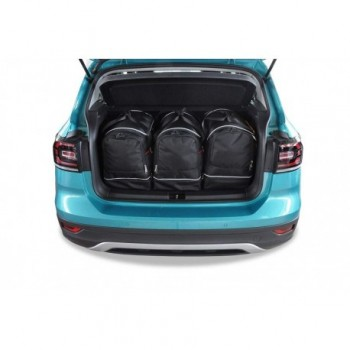Tailored suitcase kit for Volkswagen T-Cross
