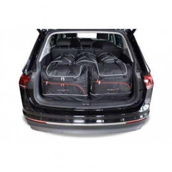 Tailored suitcase kit for Volkswagen Tiguan Allspace (2018 - Current)
