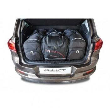 Tailored suitcase kit for Volkswagen Tiguan (2007 - 2016)