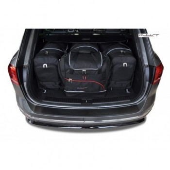 Tailored suitcase kit for Volkswagen Touareg (2010 - 2018)