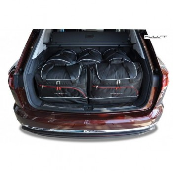 Tailored suitcase kit for Volkswagen Touareg (2018 - Current)