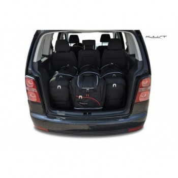 Tailored suitcase kit for Volkswagen Touran (2003 - 2006)