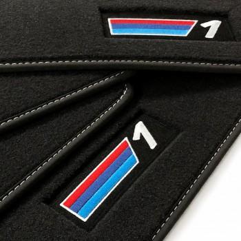 BMW 1 Series E81 3 doors (2007 - 2012) Velour M Competition car mats
