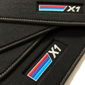 BMW X1 F48 (2015 - 2018) Velour M Competition car mats