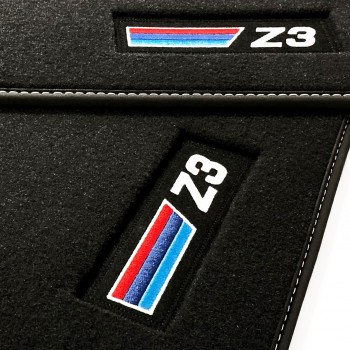 BMW Z3 Velour M Competition car mats