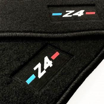BMW Z4 G29 (2019 - current) tailored logo car mats