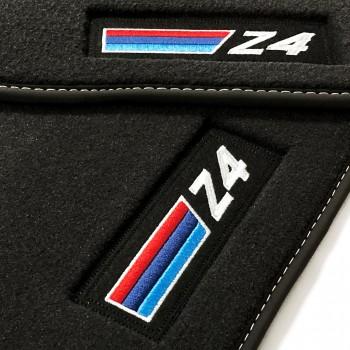 BMW Z4 G29 (2019 - actualidad) Velour car mats