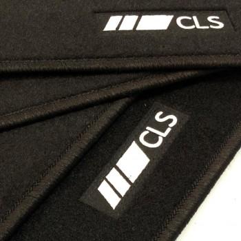 Mercedes CLS C218 Coupé (2011 - 2014) tailored logo car mats