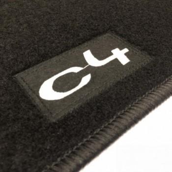 Citroen C4 Cactus tailored logo (2014-2018) car mats