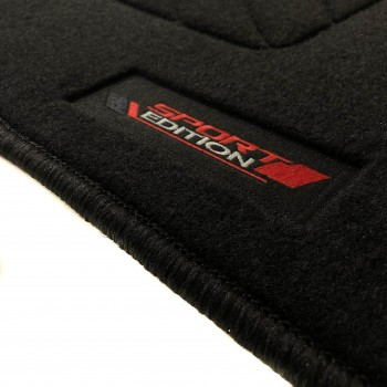 Seat Ibiza 6L (2002 - 2008) tailored logo car mats