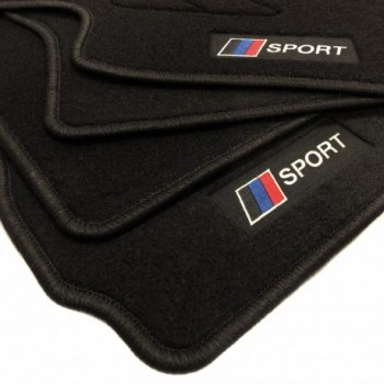 Korea flag Hyundai Coupé (1996 - 2002) floor mats
