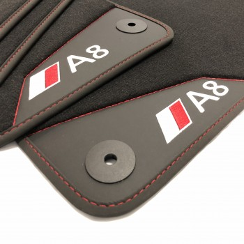Audi A8 D2 /4D (1994-2003) leather car mats