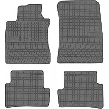 Renault Modus (2004-2012) rubber car mats