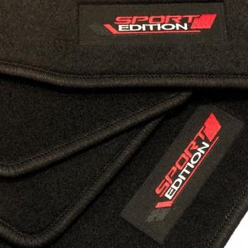 Seat Leon MK2 (2005 - 2012) tailored logo car mats