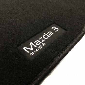 Mazda 3 (2013 - 2017) tailored logo car mats