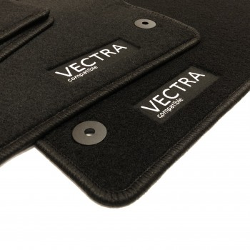 Opel Vectra B touring (1996 - 2002) tailored logo car mats
