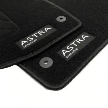 Opel Astra H 3 or 5 doors (2004 - 2010) tailored logo car mats