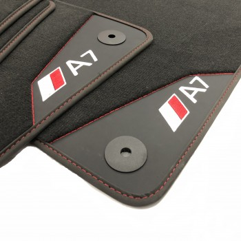 Audi A7 (2010-2017) leather car mats