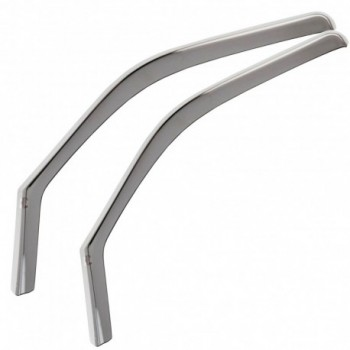 Kit deflectors, air-Opel Mokka, 5-door (2012 -)