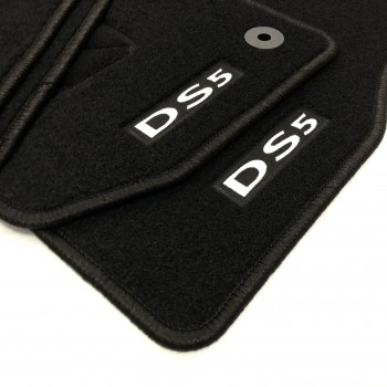 Citroen DS5 tailored logo car mats