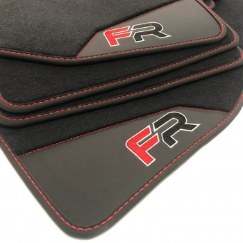 Seat Inca FR leather car mats