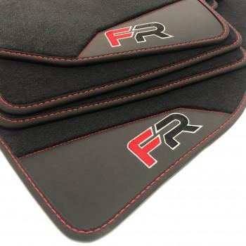 Seat Ateca FR leather car mats