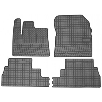 Peugeot Partner (2018-current) rubber car mats