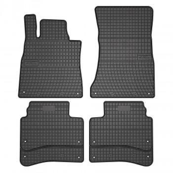 Mercedes S Class W222 (2013-present) rubber car mats