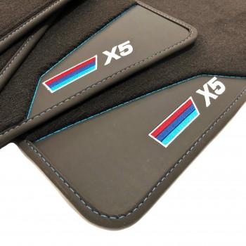 BMW X5 F15 (2013 - 2018) leather car mats