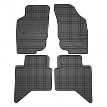 Toyota Hilux double cab (2012 - 2017) rubber car mats