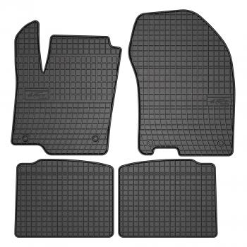 Suzuki S Cross (2013 - 2016) rubber car mats