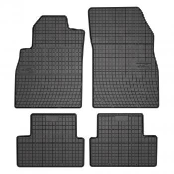 Opel Astra J, Sedan (2010 - 2016) rubber car mats
