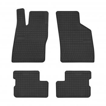 Opel Astra F, touring (1991 - 1998) rubber car mats