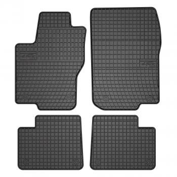Mercedes GLS X166 7 seats (2016-Current) rubber car mats