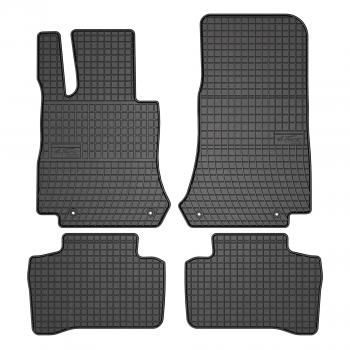 Mercedes GLE SUV (2015 - 2018) rubber car mats