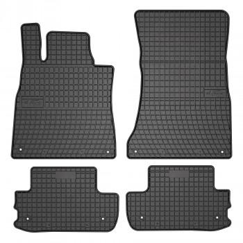 Mercedes S-Class C217 Coupé (2014 - Current) rubber car mats