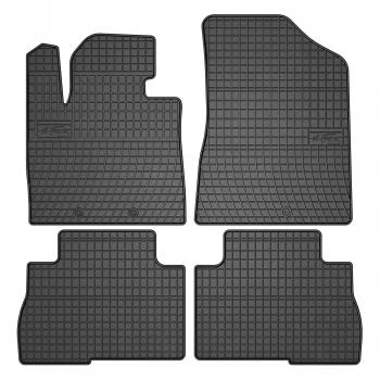 Kia Sorento 7 seats (2012 - 2015) rubber car mats