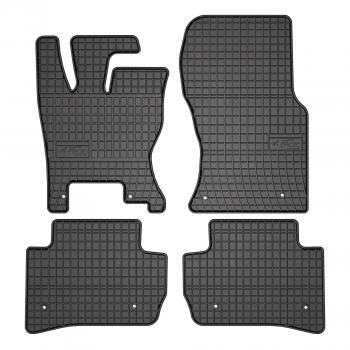 Jaguar F-Pace rubber car mats