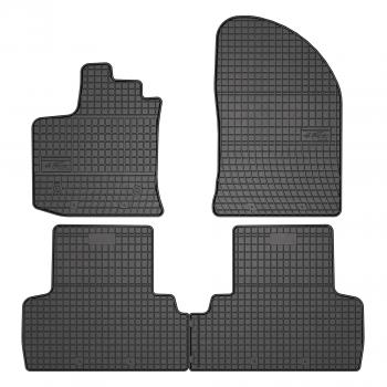 Dacia Lodgy 7 seats (2012 - Current) rubber car mats