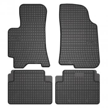 Chevrolet Lanos rubber car mats