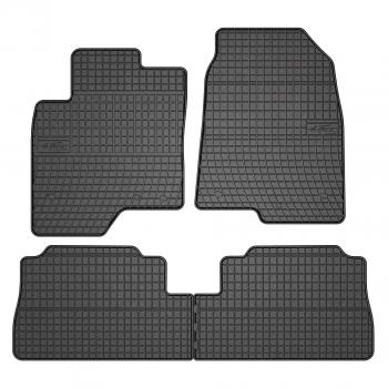 Chevrolet Captiva 7 seats (2006-2011) rubber car mats