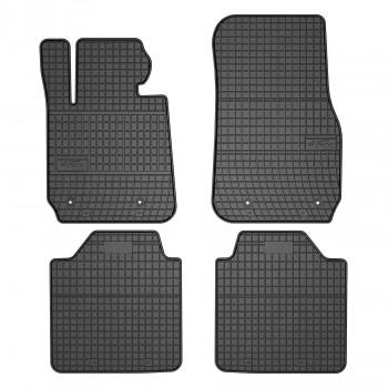 BMW 3 Series GT F34 (2013 - 2016) rubber car mats