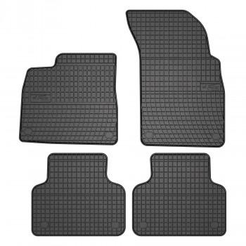 Audi Q7 4M 7 seats (2015 - Current) rubber car mats