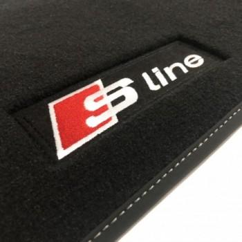 Audi A2 Velour S-Line car mats