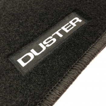 Dacia Duster (2010 - 2014) tailored logo car mats