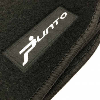 Fiat Punto 188 Restyling (2003 - 2010) tailored logo car mats